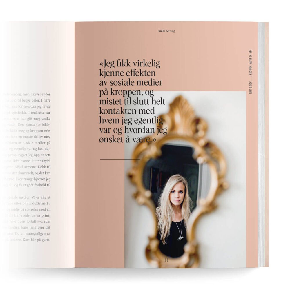 Emilie Nereng – Sunt og digg: Kroppen, maten og meg