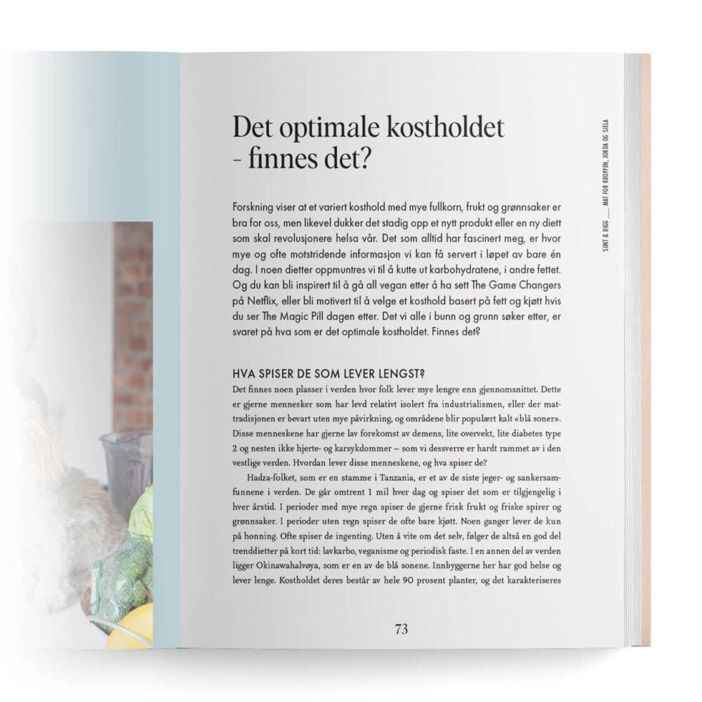 Emilie Nereng – Sunt og digg: Mat for sjela