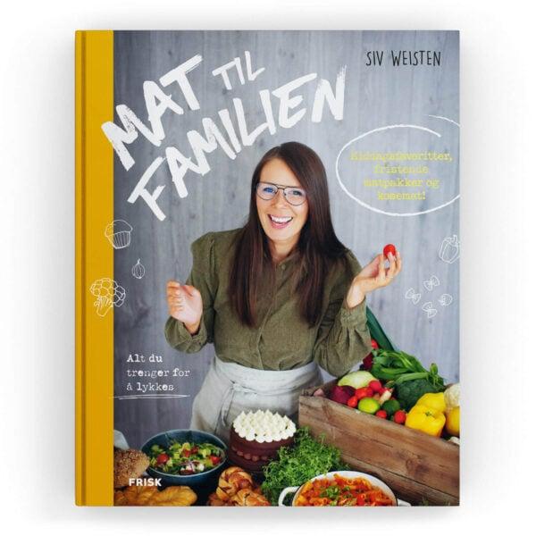 Mat til familien av Siv Weisten