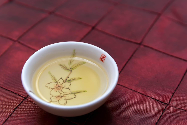 Drikke til asiatisk mat