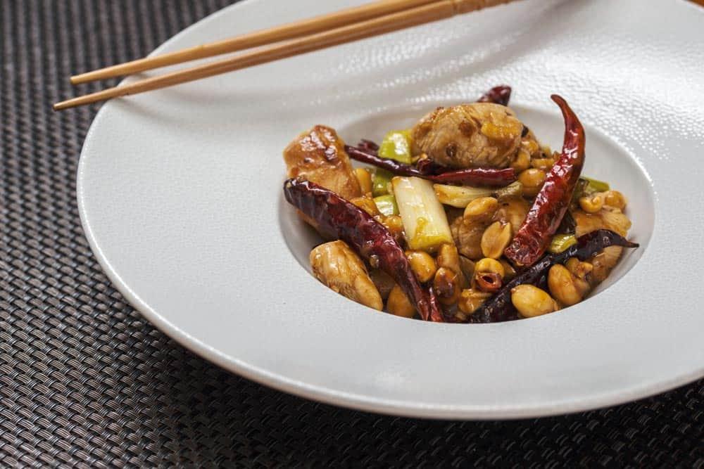 Kylling gong bao