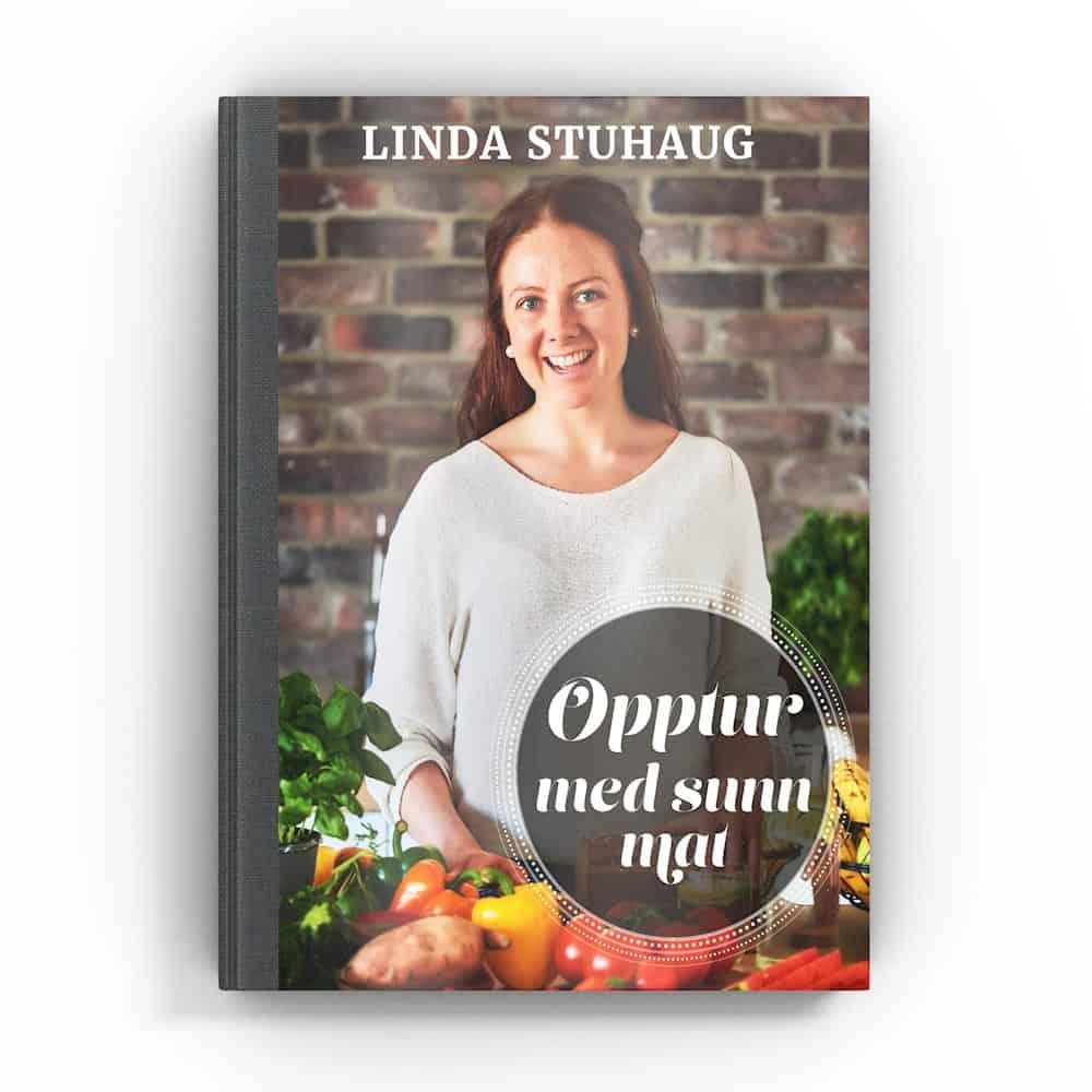 Bilde av omslaget til Opptur med sunn mat av Linda Stuhaug