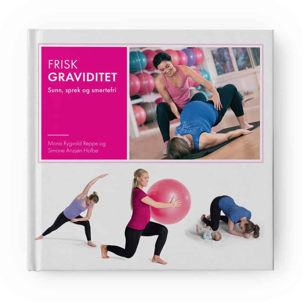 Omslaget til boken Frisk graviditet