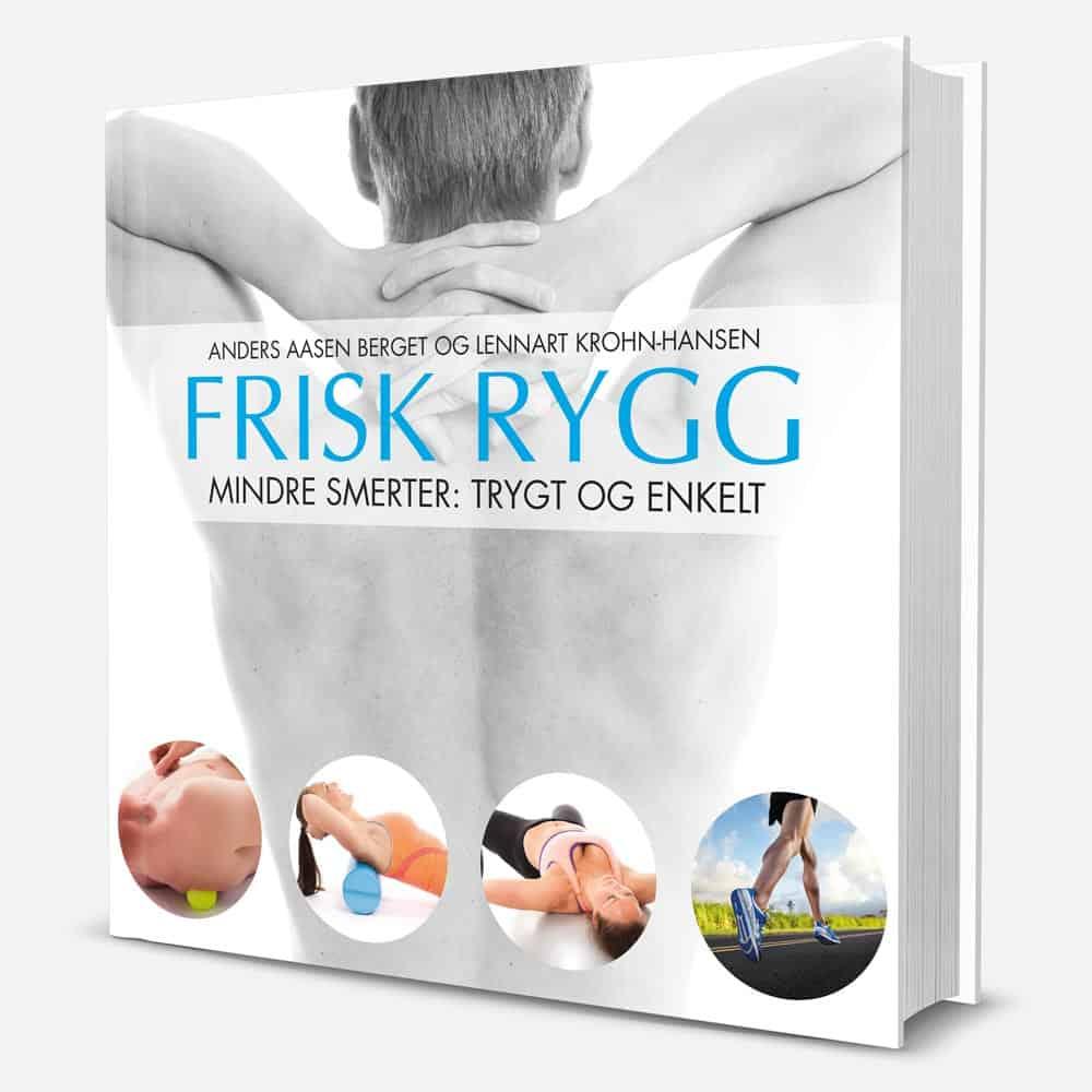Bilde av boken Frisk rygg