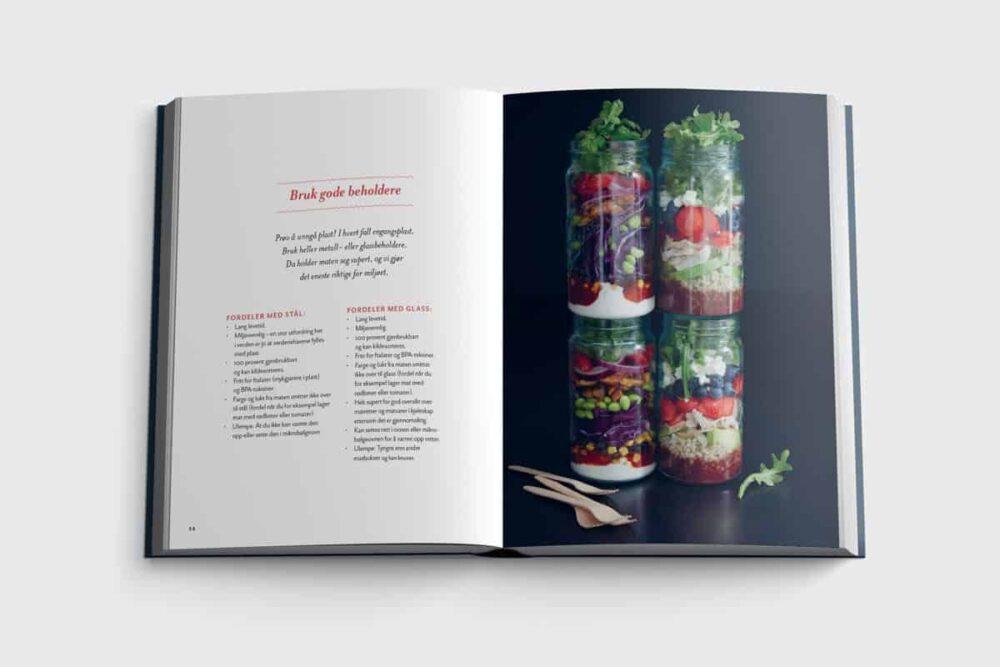 Matprepp – bruk gode beholdere