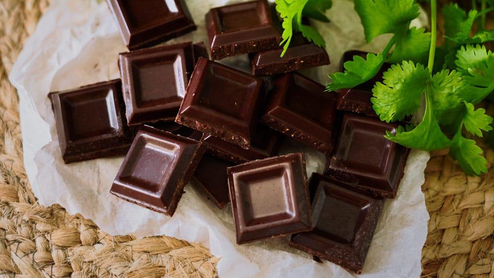 Trygg sjokolade