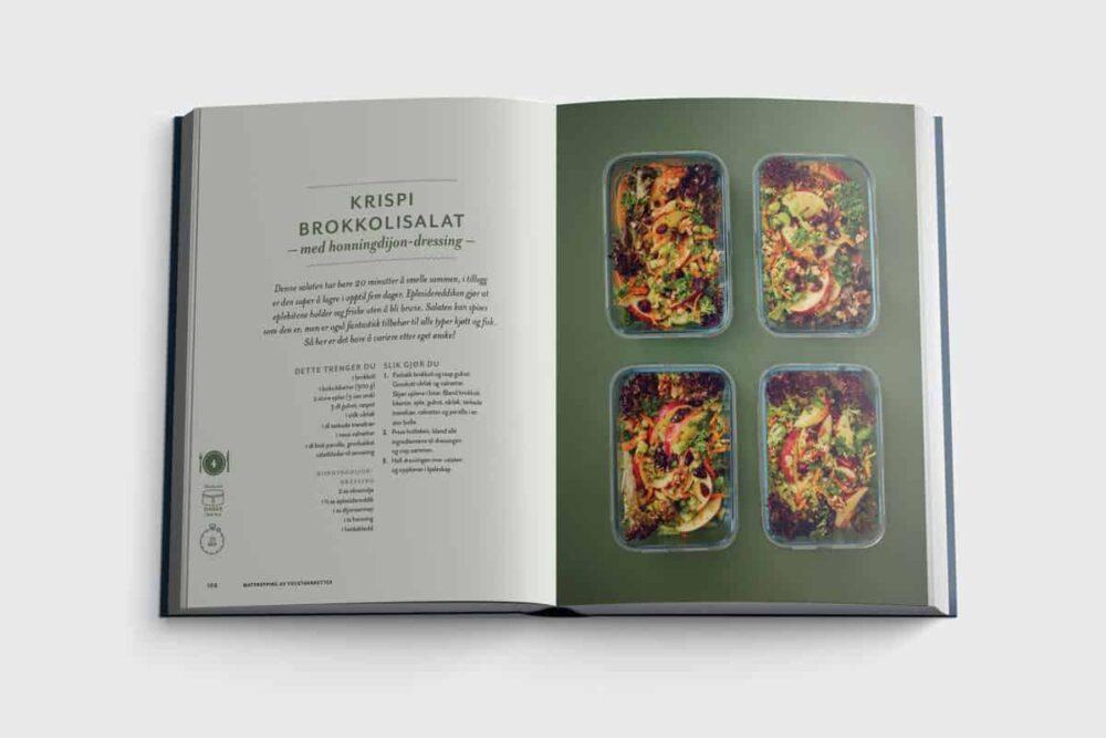 Matprepp: Krispi brokkolisalat