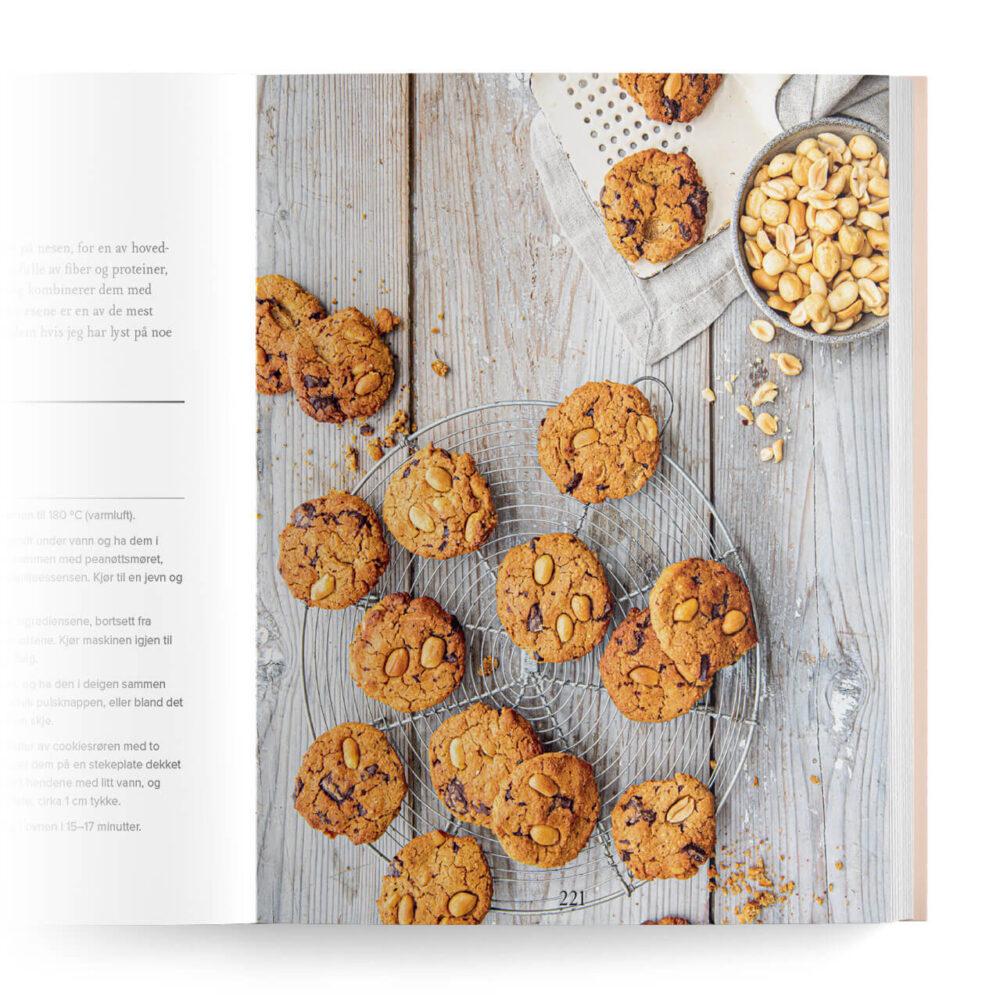 Emilie Nereng – Sunt og digg: Kikertcookies